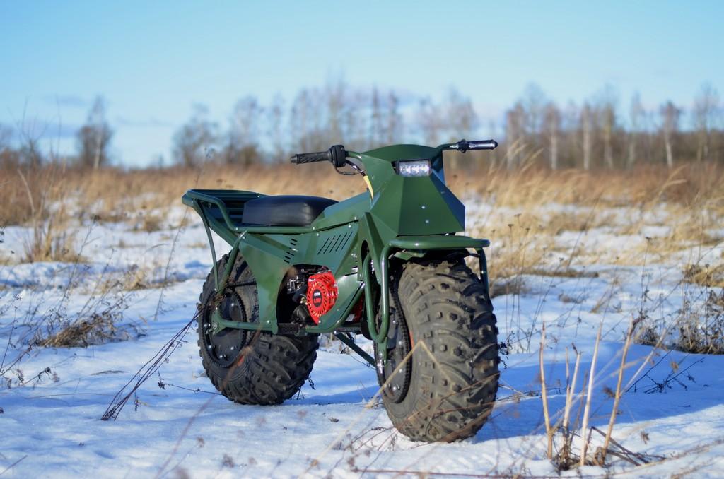 Неизвестные разработки российского автопрома